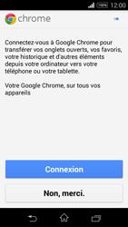 Sony Xperia E3 - Internet - navigation sur Internet - Étape 4