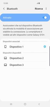 Samsung Galaxy S10 Plus - Bluetooth - Collegamento dei dispositivi - Fase 9