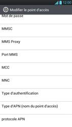 LG P880 Optimus 4X HD - Internet - Configuration manuelle - Étape 13