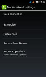 Alcatel OT-4033X Pop C3 - Internet - Manual configuration - Step 6