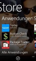 Nokia Lumia 925 - Apps - Installieren von Apps - Schritt 7