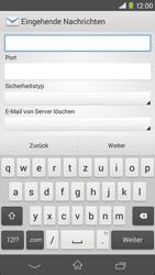 Sony Xperia M2 - E-Mail - Konto einrichten - Schritt 9