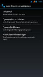 Wiko Darkmoon - Voicemail - Handmatig instellen - Stap 8
