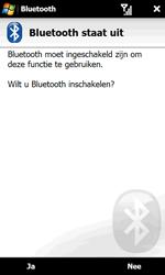 HTC T7373 Touch Pro II - bluetooth - aanzetten - stap 6