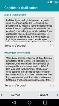 LG G4 - Premiers pas - Créer un compte - Étape 15