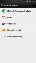 HTC One Mini - Email - Manual configuration POP3 with SMTP verification - Step 5