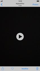 Apple iPhone 7 iOS 11 - Photos, vidéos, musique - Créer une vidéo - Étape 10
