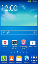 Samsung Galaxy Ace 3 - Applications - Supprimer une application - Étape 1