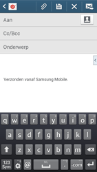 Samsung G386F Galaxy Core LTE - E-mail - Bericht met attachment versturen - Stap 5