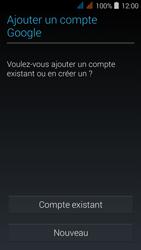 Acer Liquid Z520 - Applications - configuration de votre store d