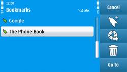 Nokia N97 - Internet - Internet browsing - Step 10