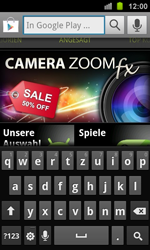 Samsung Galaxy Ace 2 - Apps - Herunterladen - 11 / 22