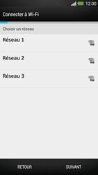 HTC One - Premiers pas - Créer un compte - Étape 3
