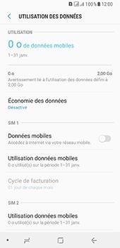 Samsung Galaxy A8 (2018) - Internet - Désactiver les données mobiles - Étape 7