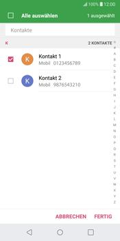 LG G6 - Android Oreo - Anrufe - Anrufe blockieren - Schritt 10