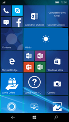 Microsoft Lumia 950 - Troubleshooter - Applications - Étape 1