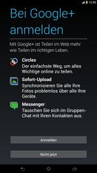 Sony Xperia Z Ultra LTE - Apps - Konto anlegen und einrichten - Schritt 16