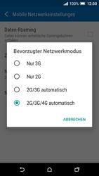 HTC One A9 - Netzwerk - Netzwerkeinstellungen ändern - 6 / 7