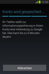 Samsung Galaxy Fame Lite - Apps - Einrichten des App Stores - Schritt 23