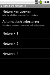 Alcatel OT-991 Smart - netwerk en bereik - gebruik in binnen- en buitenland - stap 8