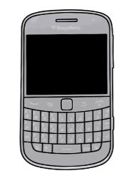 BlackBerry 9900 Bold Touch - SIM-Karte - Einlegen - Schritt 6
