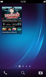 BlackBerry Z10 - Apps - Einrichten des App Stores - Schritt 14