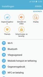 Samsung Galaxy S6 - Android M - WiFi - Mobiele hotspot instellen - Stap 4