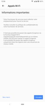 Sony Xperia 5 - WiFi - Activez WiFi Calling - Étape 11