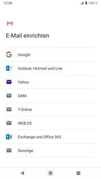 Sony Xperia XZ2 Premium - Android Pie - E-Mail - Konto einrichten (gmail) - Schritt 8