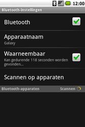 Samsung I7500 Galaxy - bluetooth - aanzetten - stap 6