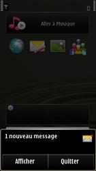 Nokia E7-00 - MMS - configuration automatique - Étape 3