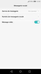 Huawei Y6 (2017) - Messagerie vocale - configuration manuelle - Étape 12