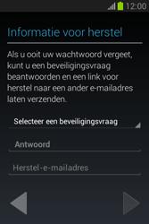 Samsung S6790 Galaxy Fame Lite - apps - account instellen - stap 15