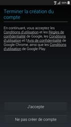 Samsung Galaxy A3 (A300FU) - Premiers pas - Créer un compte - Étape 19