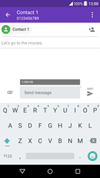 Alcatel OT-6039Y Idol 3 (4.7) - MMS - Sending pictures - Step 10