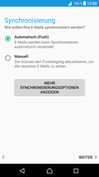 Sony E6653 Xperia Z5 - E-Mail - Konto einrichten (outlook) - 0 / 0