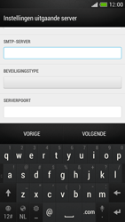 HTC One Mini - E-mail - Account instellen (IMAP met SMTP-verificatie) - Stap 16