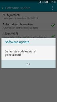 Samsung N910F Galaxy Note 4 - Software update - update installeren zonder PC - Stap 9