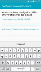 Samsung A300FU Galaxy A3 - E-mail - Configuration manuelle (yahoo) - Étape 9