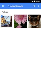Motorola Moto C Plus - Photos, vidéos, musique - Envoyer une photo via Bluetooth - Étape 7