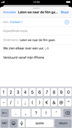 Apple iPhone 7 - iOS 12 - E-mail - Bericht met attachment versturen - Stap 8