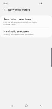 Samsung Galaxy S10e - Bellen - in het buitenland - Stap 7