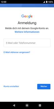 Sony Xperia XZ2 - Android Pie - E-Mail - Konto einrichten (gmail) - Schritt 9
