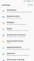 Samsung Galaxy A3 (2017) - Wifi - handmatig instellen - Stap 3