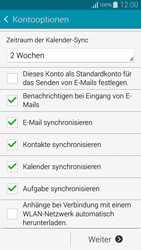 Samsung Galaxy S5 Mini - E-Mail - Konto einrichten (outlook) - 2 / 2