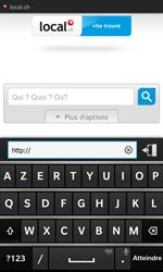 BlackBerry Z10 - Internet et roaming de données - Navigation sur Internet - Étape 15
