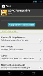 Motorola RAZR i - Apps - Herunterladen - 20 / 22