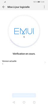 Huawei P Smart (2019) - Aller plus loin - Mettre à jour le logiciel interne de votre mobile - Étape 6