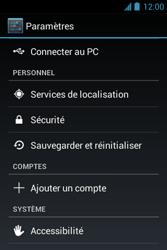 Bouygues Telecom Bs 351 - Sécuriser votre mobile - Activer le code de verrouillage - Étape 4