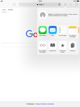 Apple iPad Pro 9.7 inch - Internet - Internet verwenden - 6 / 17